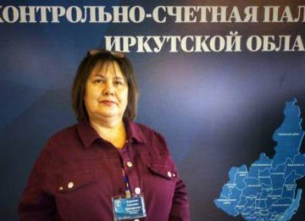 Председатель Контрольно-счетной палаты города Красноярска приняла участие в мероприятиях Совета контрольно-счетных органов Иркутской области