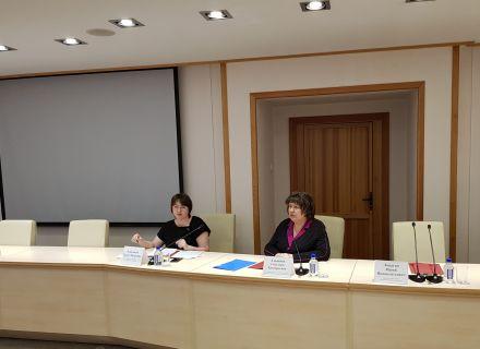 Состоялось заседание Экспертно-консультативного совета при Контрольно-счетной палате города Красноярска